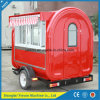 Yieson Custom Fast Food Vending Trailer