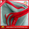 Professional Blanket with Piping Edge Coral Flannel Polar Fleece Blanket