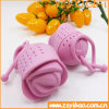 Rose Silicone Tea Infuser/Tea Strainer Eco-Friendly Material