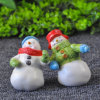 High Quality Snowman Designed Ceramic Pepper & Salt Shaker Set