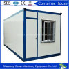 Prefabricated Modern Design Steel 20FT Container House and Mobile House Modular House