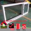 PVC Hurricane Impact 3-Track Sliding Window Design