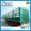 2/3 Axles Fence/Stake Semi Trailer for Transport Bulk Cargo/Animal/Grain