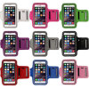 Outdoor Running Jogging PU Armband for iPhone