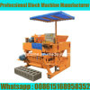 Qtm6-25 Concrete Blocks Making Machine Movable