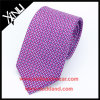 Perfect Knot 100% Handmade Screen Printed Silk Tie 7-Fold