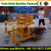 Portable Diesel Egg Laying Concrete Block Machine