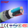 0.6/1kv XLPE Insulated Electric Cable 3X240+1X120sq. mm