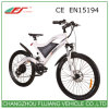 "26"" Spoke Wheels Electric Mountain Bike with Pedals"