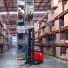 Warehouse Racking with Pallet Support Bar