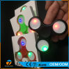 Hot Selling Fancy Colors Plastic Light LED Hand Spinner