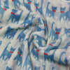 Girls Printing Cute Cat Scarf, Fashion Accessory Shawls, Plyester Scarves