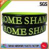 Custom Company Website Silicone Bracelets Wristband