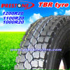 All Steel Heavy Duty Radial Truck Tyre for Vietnam, Thailand (11.00R20)