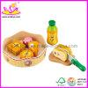 Wooden Kid Toy - Toy Food Set (W10B027)