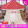 Lovely Girls Mushroom Shaped Indoor Play Tent Funny House Indoor Play Tent for Toddlers W08L010