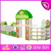 Customized Early Education Center Wooden Children Toy Storage Furniture W08c202