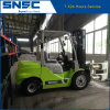 China 3ton Paper Roll Diesel Forklift to Lebanon
