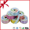 Maunfacture Colorful Plastic Gift Ribbon Rolls