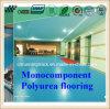 Non-Toxic Abrasion-Resistant Monocomponent Polyurea Flooring
