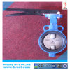 En1092 Standard Handle Manual Wafer Center Butterfly Valve Bct-Wbfv-14