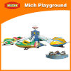 Plan Indoor Electric Merry-Go-Round Toy
