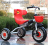 Wine Red Christmas Ride on Toys Kids Tricycle