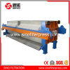 Industrial Hydraulic Automatic Recessed Chamber Filter Press Machine