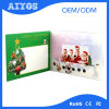 Auto Play Video Christmas Advertising Video Greeting Card Player