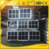 Customized Large Industrial Aluminium Extrusion Square Profiles for Equipment Manufacturing