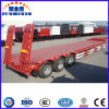 3 Axle 60ton Low Bed Truck Trailer for Sale