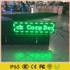 Running Advertising Message Semi-Outdoor LED Display