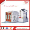 Ce Approved Best Price Water Soluble Folding Paint Booth with Nozzle