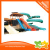 Big Spiral Slide Fiberglass Water Park Play for Sale