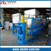 Aluminum Extrusion Machine with Energy Saving Gas Burner in Billet Heating Furnace