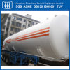 Cryogenic Tanker LNG Lox Lin Semi Trailer with ASME GB Standard