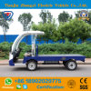 Hot Selling 2-Seats Electric Cargo Car with Ce Certification