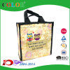Promotional RPET Shopping Bag with Lamination (W63)