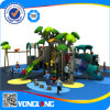 Yl-A023 Children Amusement Slide Educational Outdoor Playground with Steam Engine