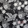 Widentextile Newest Arrival Fancy Design Organza Fabric Lace