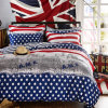 American Style Luxury Design Printed Cotton Bedding