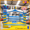 Catoon Square Inflatable Bouncer for Kid (AQ211)