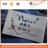 Clothing Washable Tag Label Printing Printed Custom Woven Garment Label