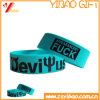 Custom Logo Colorful Silicon Wirstband & Bracelet