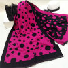 High Quality New Style Lady Long Scarf Printed Scarf Wholesale
