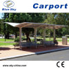 Durable and Strong Polycarbonate Dome Frame Carport (B810)
