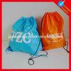 Promotional Printing Polyester Drawstring Backpack Bag