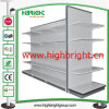 Metal Advertising Display Gondola Supermarket Shelf for Shopping Mall