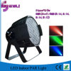 RGB 3in1 54PCS 3watt LED PAR Light for Dyeing Effect