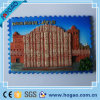 Architecture in India Resin Scenery Plate Decoration